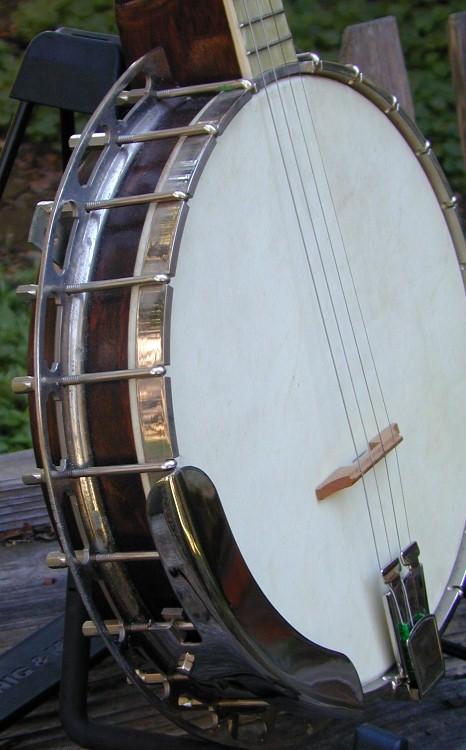 1933 Gibson TB-2 Tenor Banjo