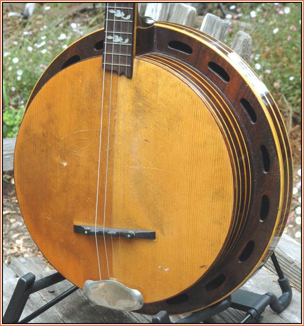Wooden head banjo - Discussion Forums - Banjo Hangout