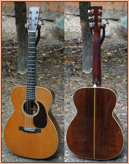 1935 Martin 000 28 Guitar
