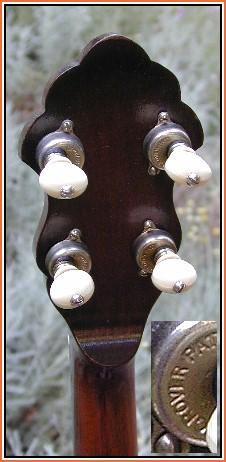 Slingerland May Bell Cathedranola Tenor Guitar