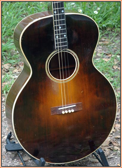 Gibson Guitars For Sale >> 1929 Nick Lucas Style Body Gibson L-1 T Tenor Guitar